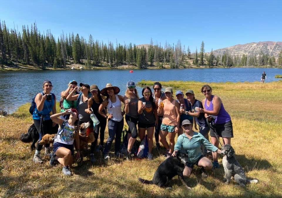 Ambassador Erin Mckalip's 4 Favorite Hiking Apps