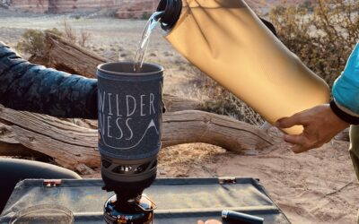 Plan Ahead: How to Carry Extra Water in the Desert