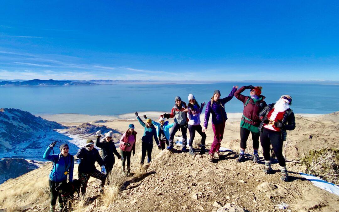 We Sleighed Frary Peak