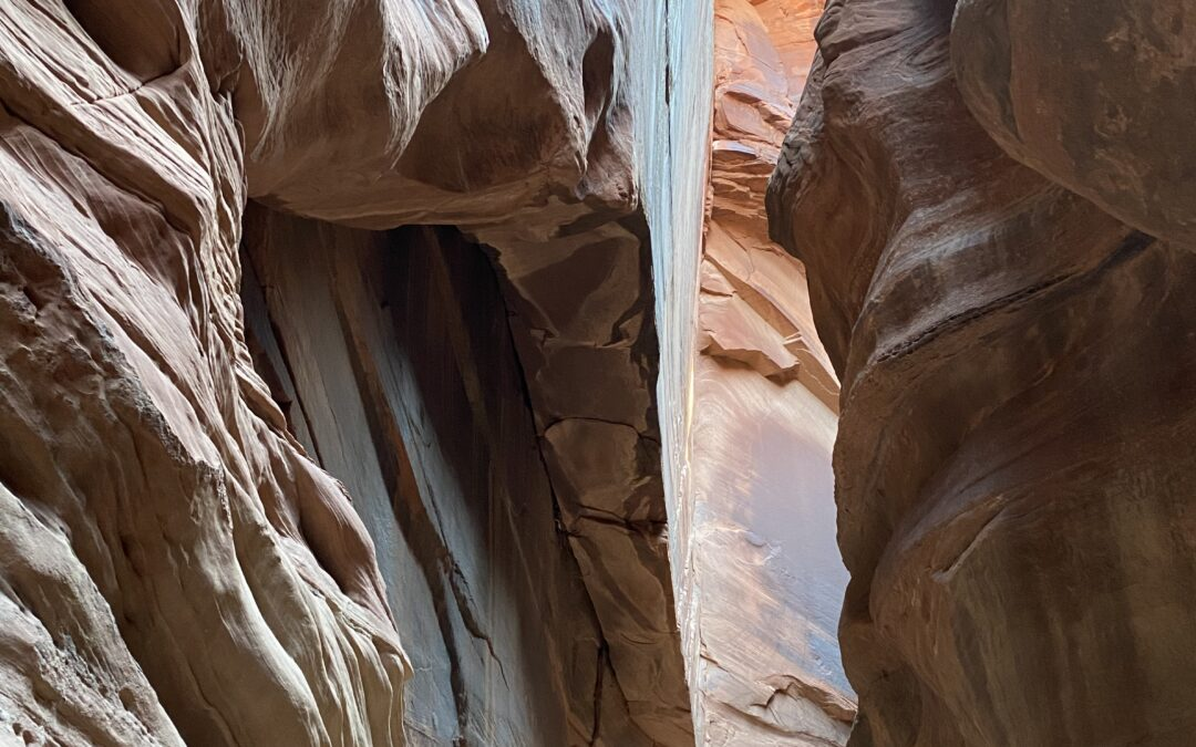 Backpacking Buckskin Gulch & Paria Canyon