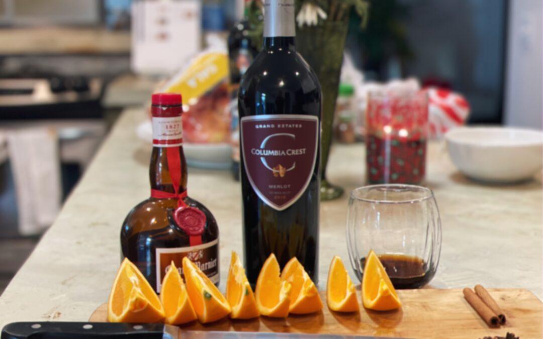 Mulled Wine (Glühwein) Recipe