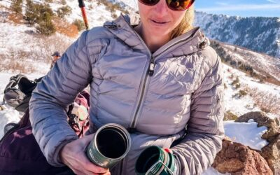 Mulled Wine Atop Malan's Peak
