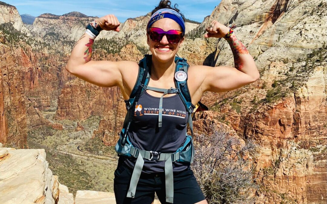 Overcoming Fear of Heights on Angels Landing